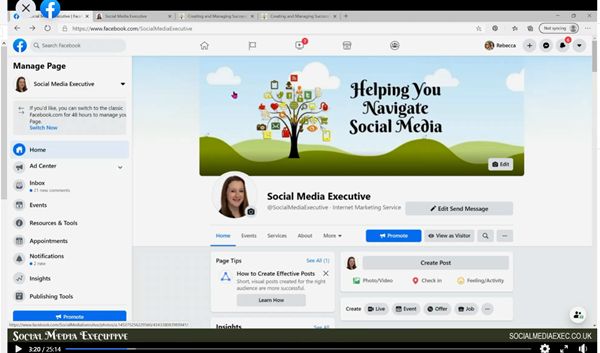 A screen grab of the brand new Facebook layout. Keep reading to find out how to use the new layout and find the things you have lost!