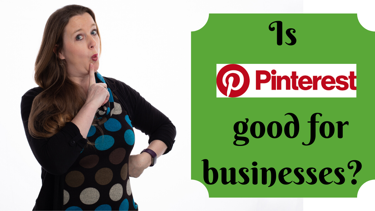 Why Pinterest Is Great For Business
